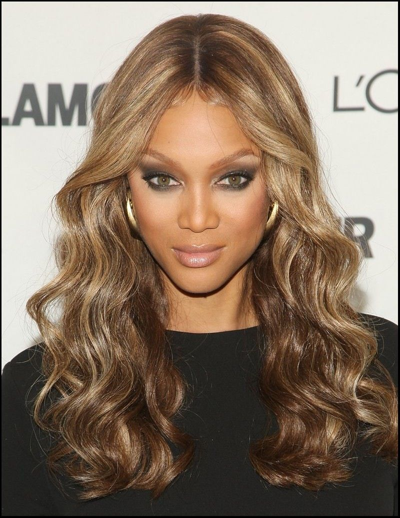Tyra banks hairstyles pinterest tyra bank