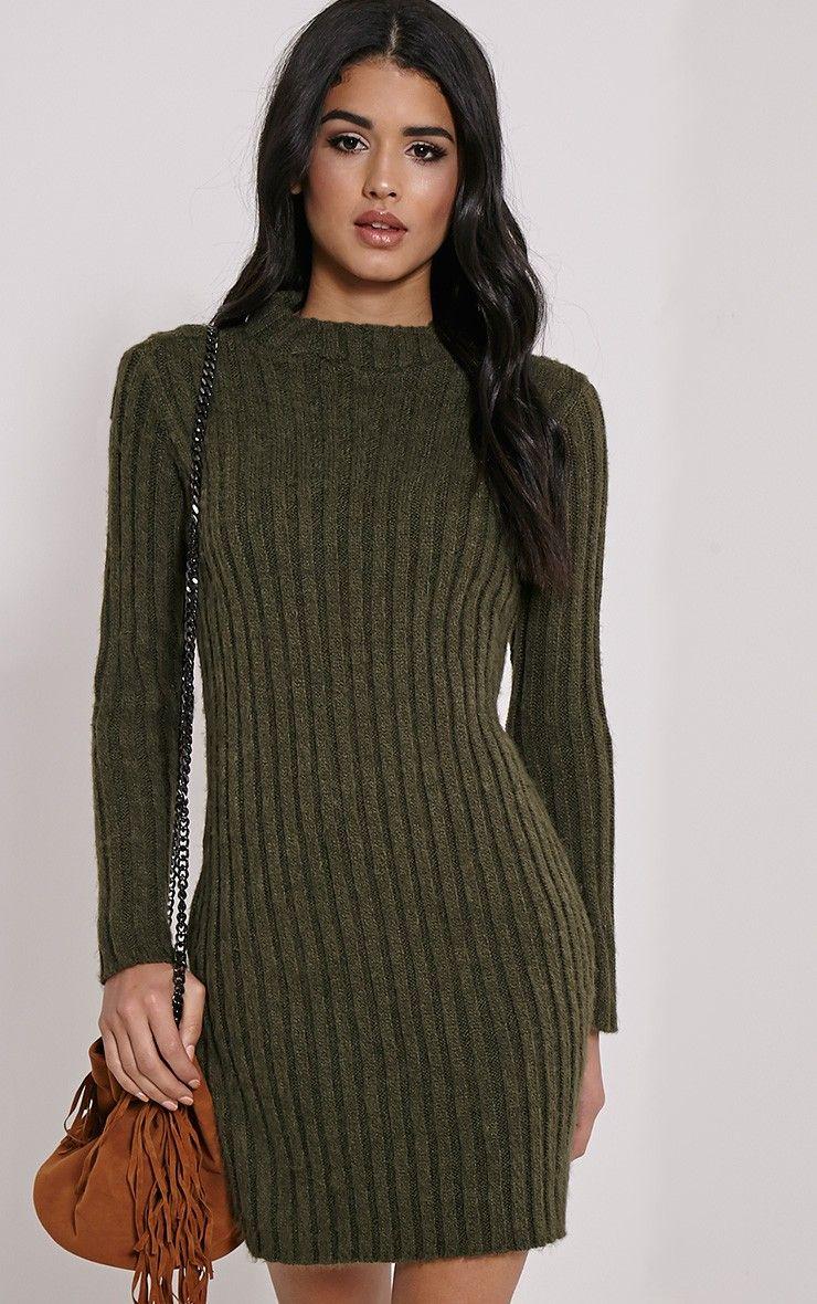 Long knit dresses - Best Dressed
