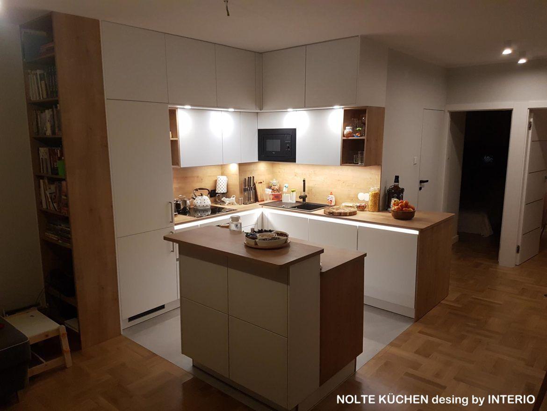 Mala Kuchnia Dla Calej Rodziny Realizacja Warszawa Ochota Interio Kitchen Home Art Deco