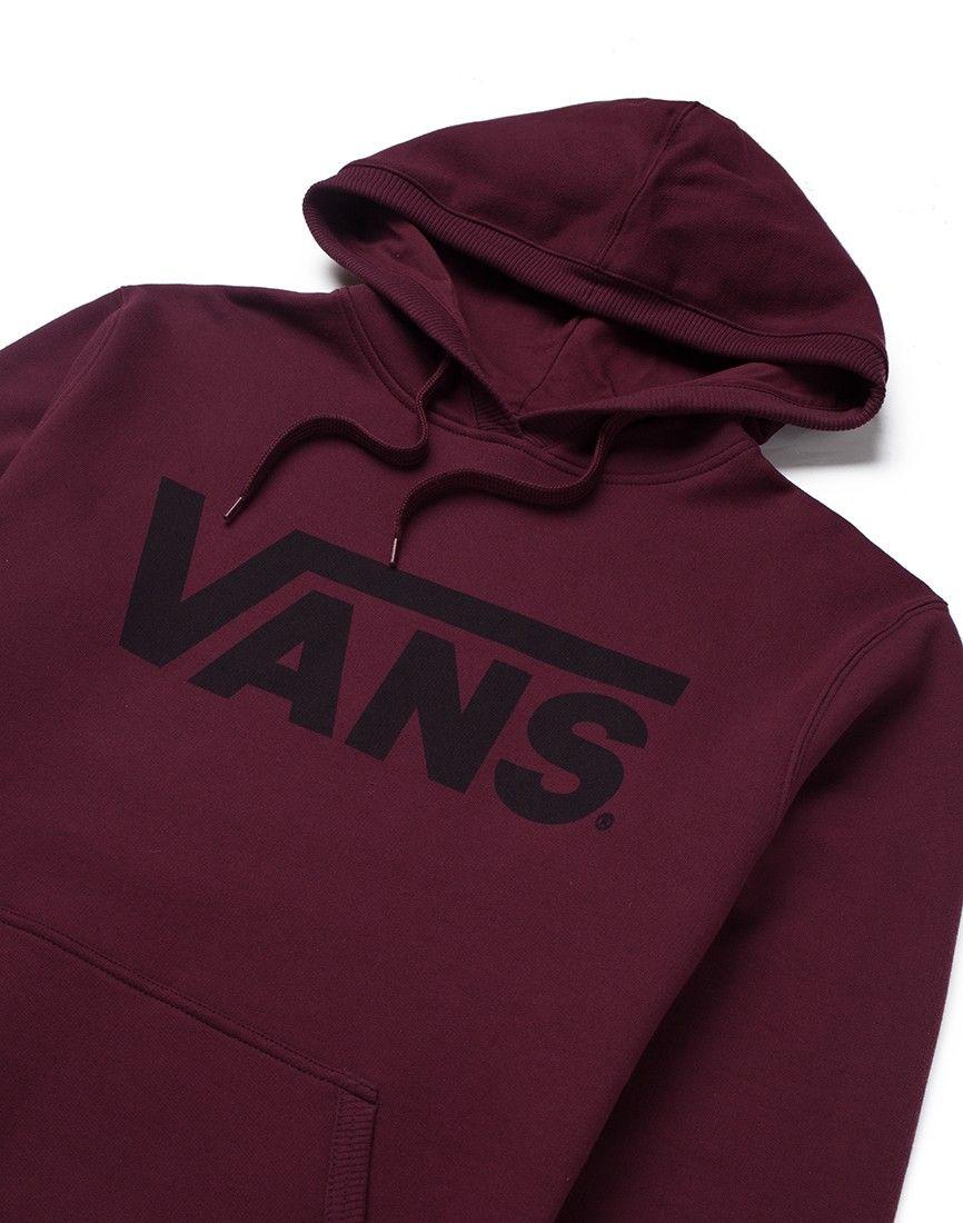 vans patch hoodie