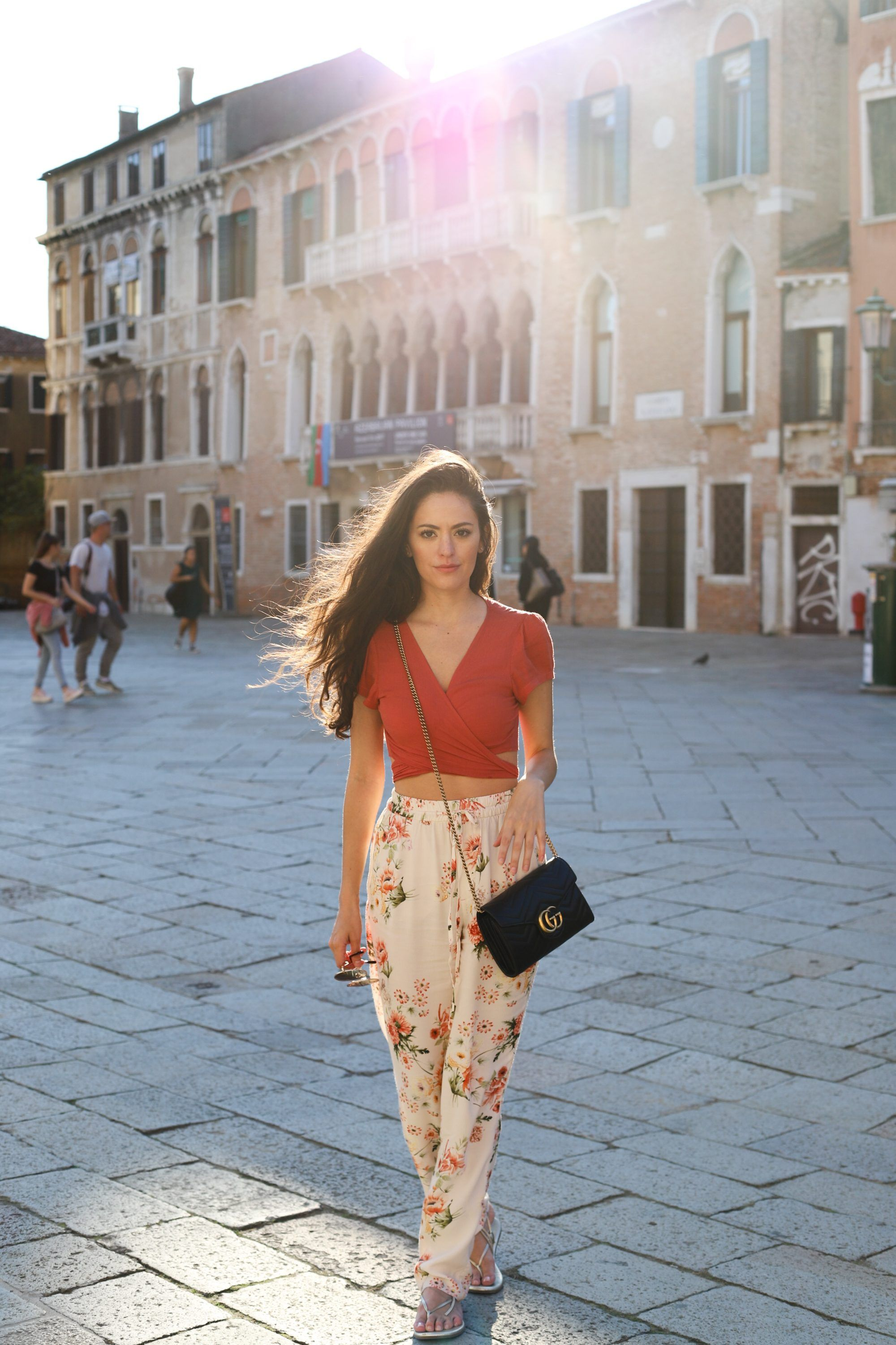 Fall Florals in Italy | Italian outfits, Italy fashion ...