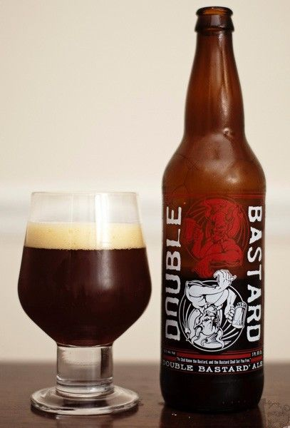 Double Bastard Ale Brewery: Stone Brewing Co. Alcohol by Volume (%): 11.2