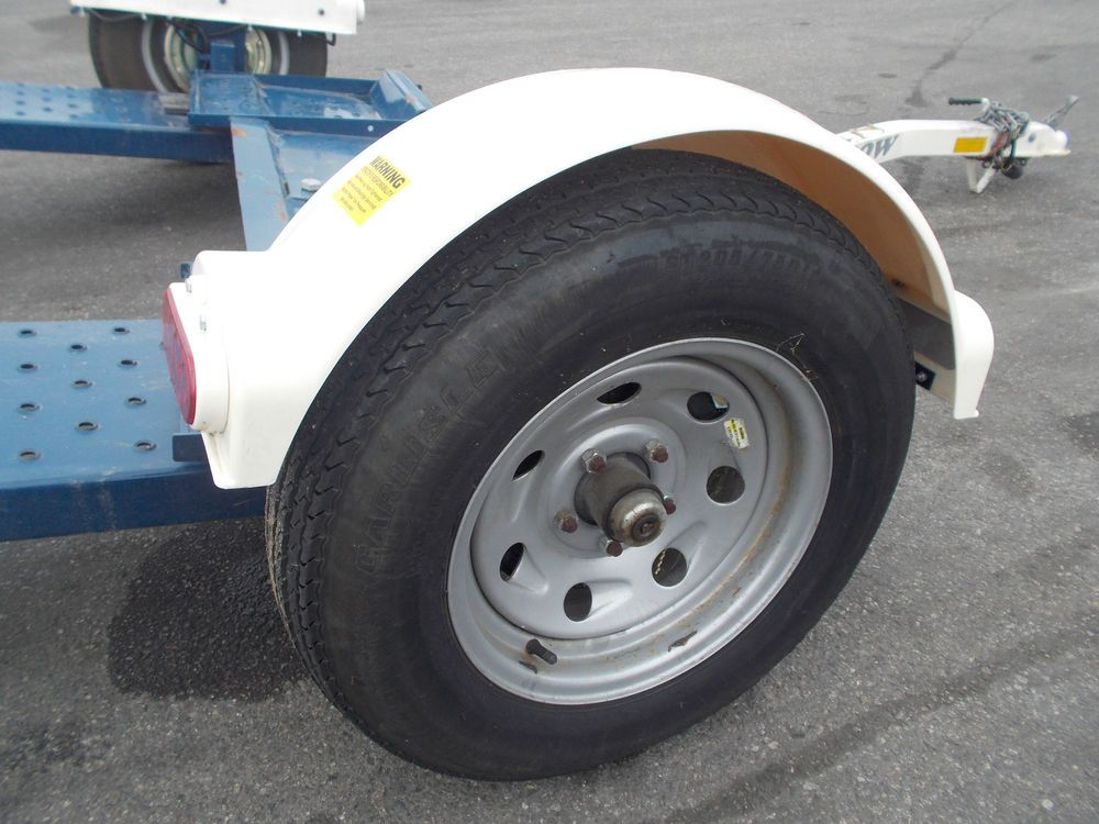2006 tow master dolly no reserve towing car wheel dolly