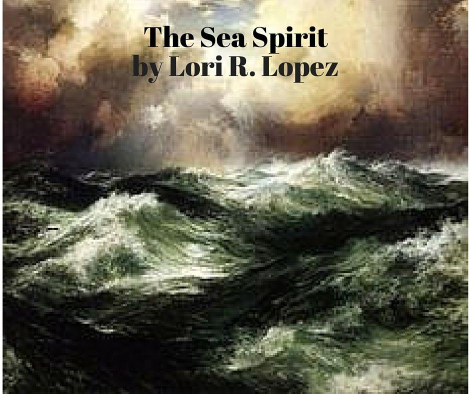 "Check out Lori R. Lopez's online serial ""The Sea Spirit"" at www.vertopublishing.com/halloween-celebration"