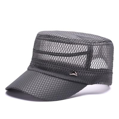 c2cd89fbccb Male Bones Baseball Mesh Tactical Caps Summer Casual Fashion Snapback Hat  Hombre Breathable Sun Visor Hats Quick Dry Gorras