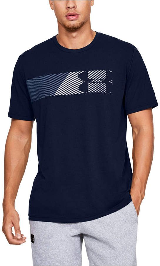 Under Armour Sportstyle Left Chest Short Sleeve T-Shirt Manga Corta para Hombre