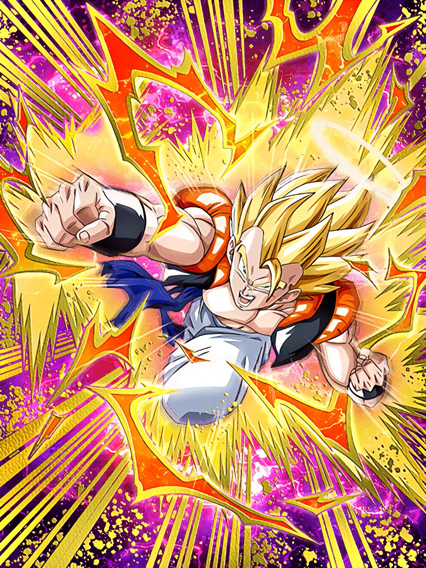Outshining Darkness Super Gogeta Dragon Ball Z Dokkan Battle Dessin Goku Goku Et Vegeta Dessin Anime Manga