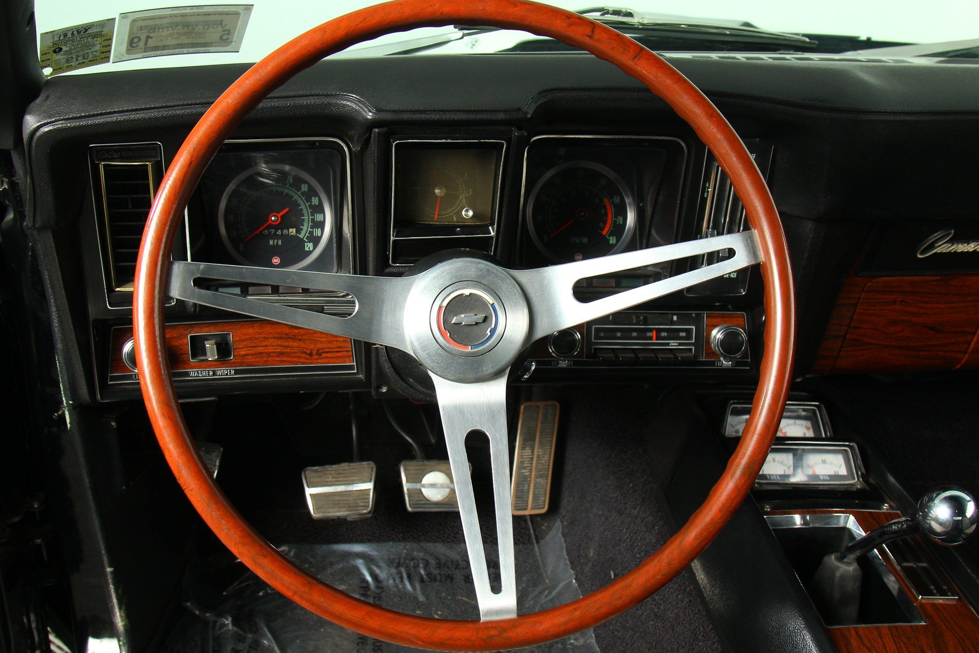 1969 Chevrolet Camaro   Sunnyside Classics   #1 Classic Car Dealership in Ohio!