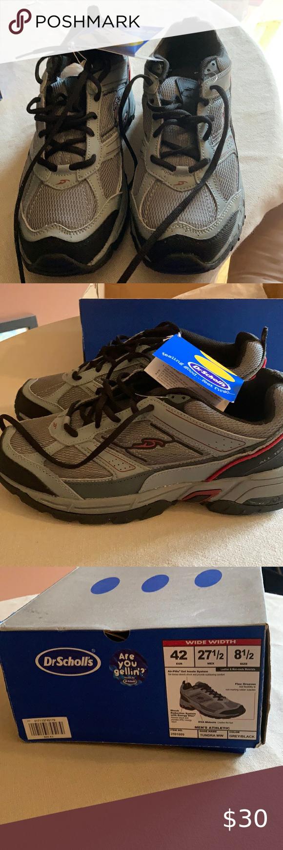NWT Dr. Scholls men's athletic shoes