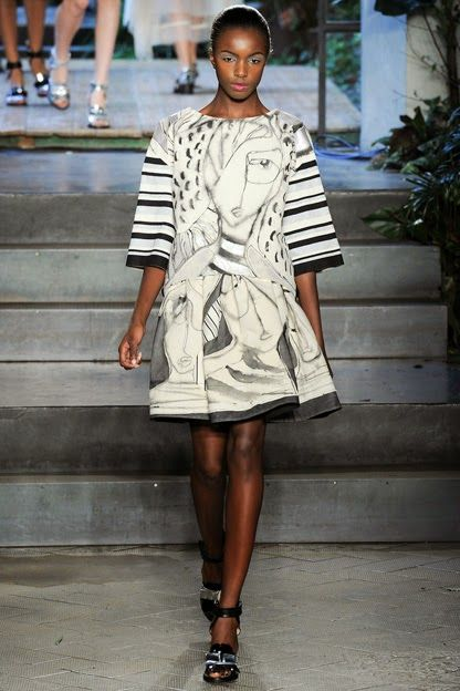 The Daily Heat: 13 Black and White dresses for this spring
