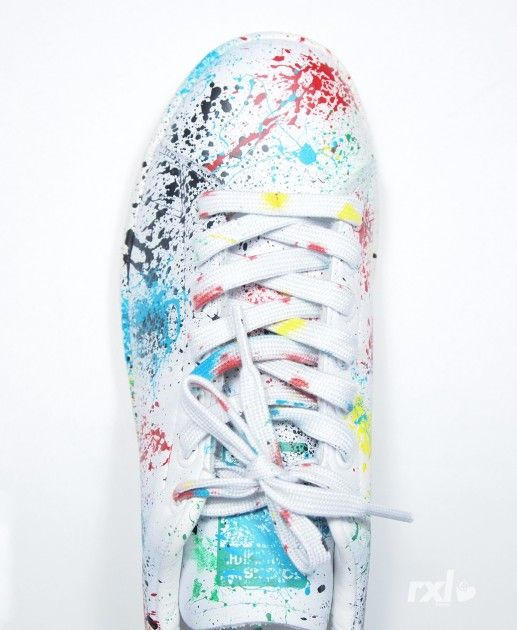 adidas stan smith tache