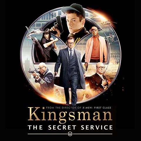 Diseña el carte de edición limitada de la película Kingsman: The Secret Service  #DesignForKingsman