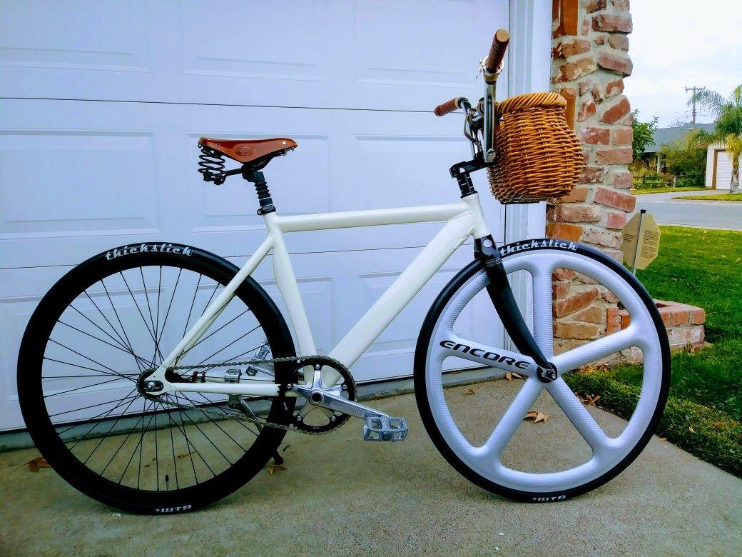Track Bike Encore Wheel Cruiser Bike Bmx Road Bike Coaster