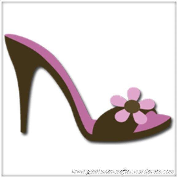 a1fd0817d5629 Free SVG Cutting File – High Heel Shoe | scan and cut | Cutting ...
