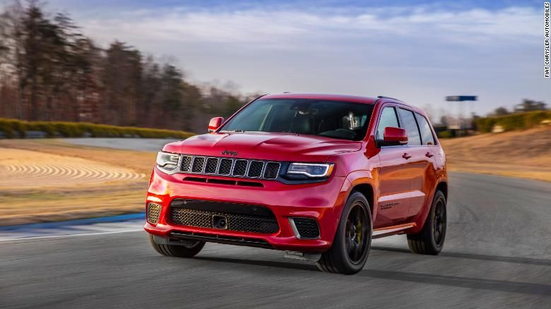 Fiat Chrysler To Open A Plant In Detroit To Build A New Jeep