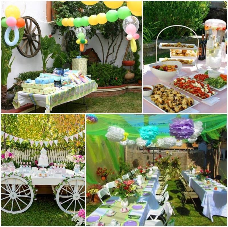 36++ Decoracion baby shower en jardin inspirations