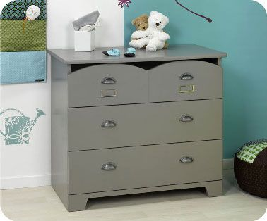 Chambre Enfant Commode Gris Farrow And Ball Commode Grise Deco