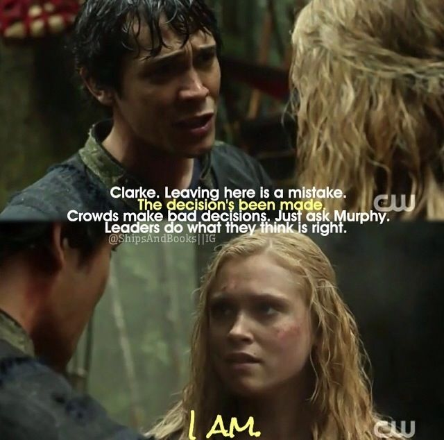 100 Movies 100 Quotes: // Bellamy And Clarke // Bellarke // The 100 // The CW