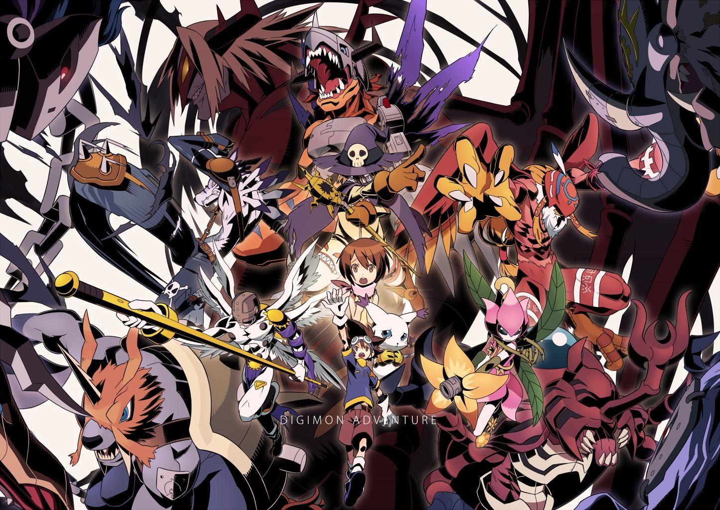 Digimon Anime, Digimon, Digimon digital monsters