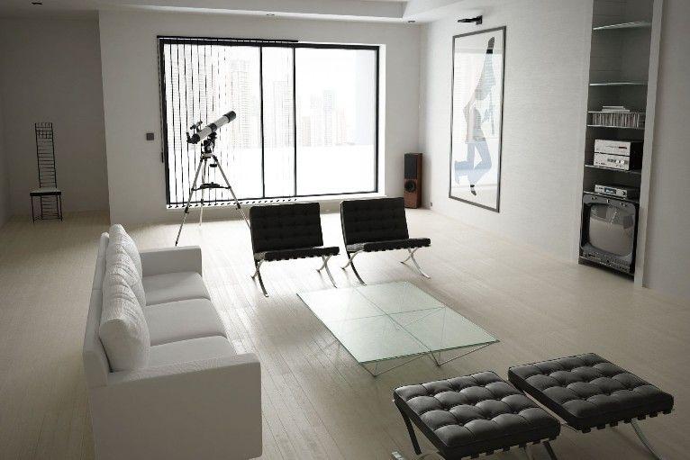 Best Interior Designs On Film Patrick Bateman S Apartment From American Psycho
