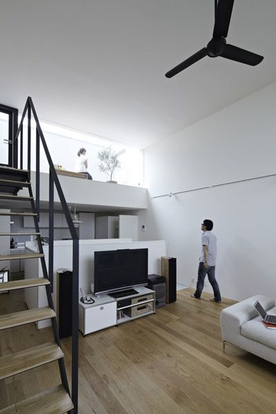 Minimal Japanese Home 15 An Ultra Minimal Home In A Very Compact Space