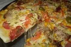 Post  #: Hoje tem pizza !
