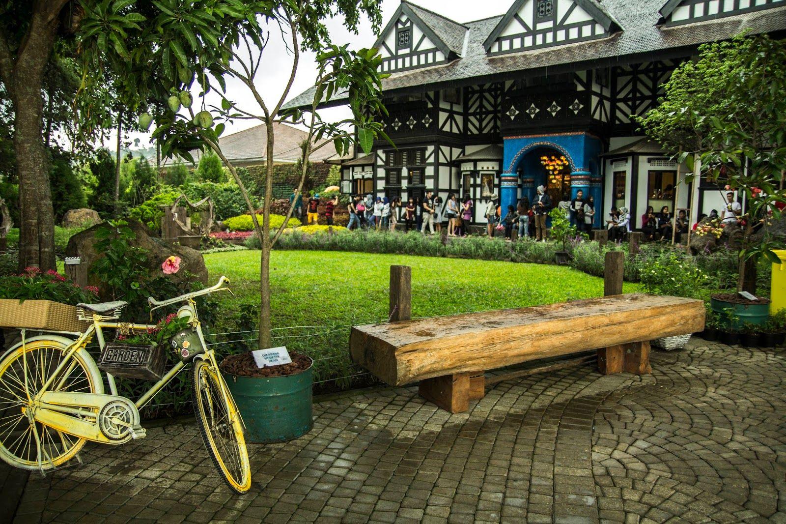 Ini Dia Lokasi Dan Harga Tiket Masuk Farm House Susu Lembang