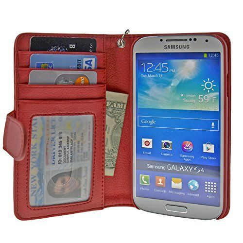 Navor Samsung Galaxy S4 Folio Wallet Leather Case for Cards & ID Window (Red), http://www.amazon.com/dp/B00EC0URG6/ref=cm_sw_r_pi_awdm_BGwyub1Y3CXJ3