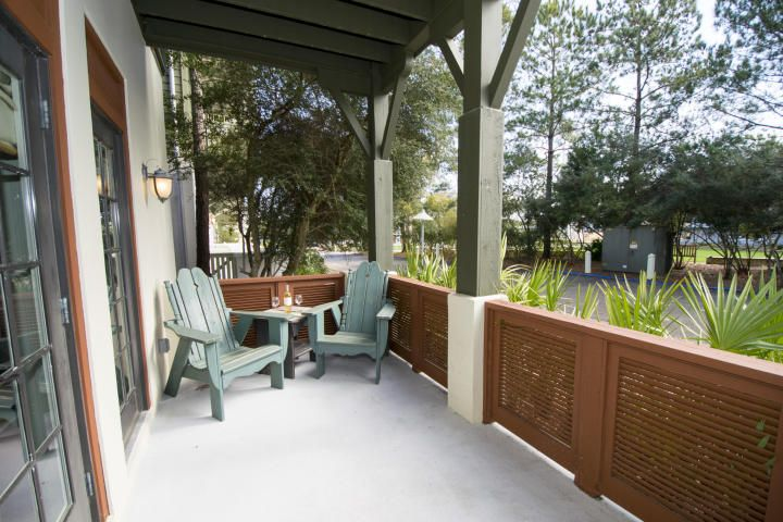 Front Porch Sittin At The Flats In Rosemary Beach Priced To Wow