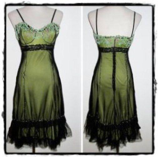 37011611c Vestido corto ceremonia alta costura. - Chicfy