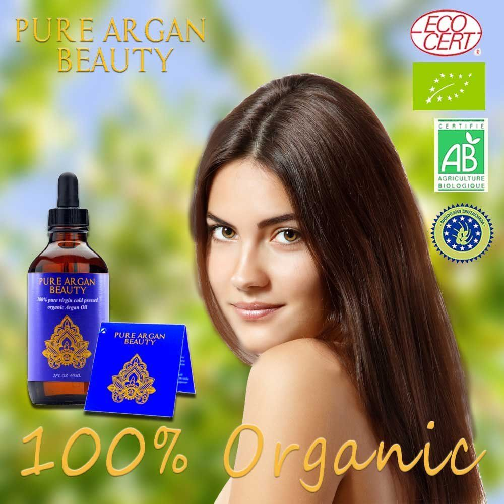 The Secret is out - PURE ARGAN BEAUTY is the best Organic Beauty Oil! Feel good about what you put on your skin. Health and beauty go hand-in-hand with pure ingredients. Right from the start it offers healthy nourishment for your skin, hair and nails, giving you multiple beauty benefits, naturally.