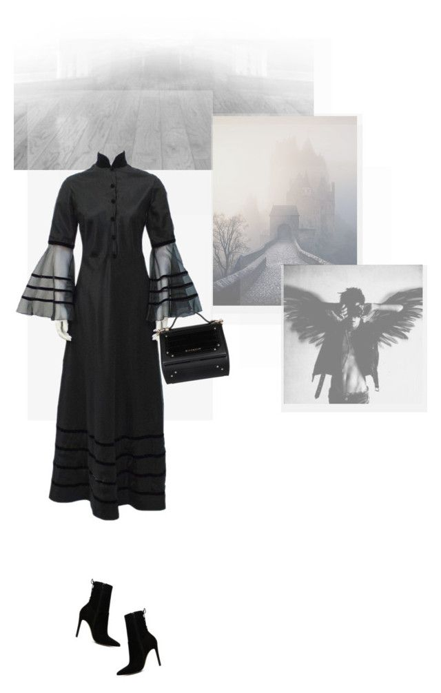 """on wings"" by paperdollsq ❤ liked on Polyvore featuring ALDO and Givenchy"