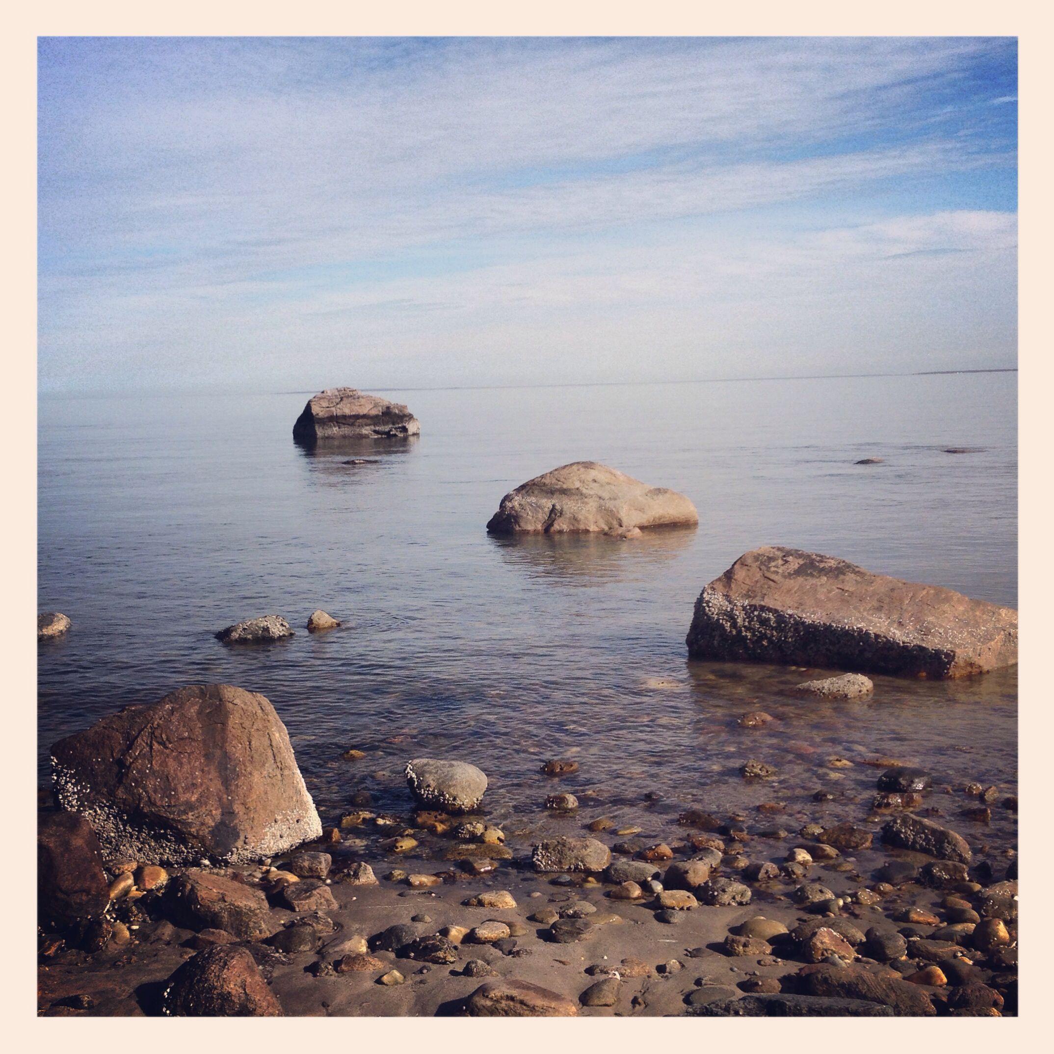 Hay Beach Shelter Island Ny