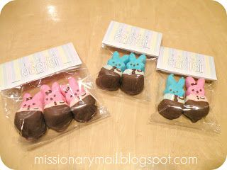 Missionary mail easter fun a few cute ideas for easter missionary mail easter fun a few cute ideas for easter missionary gifts negle Choice Image
