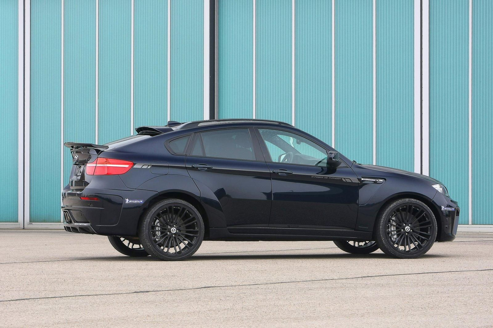 G Power X6 M Typhoon Wide Body In 2020 Bmw X6 Bmw Wide Body