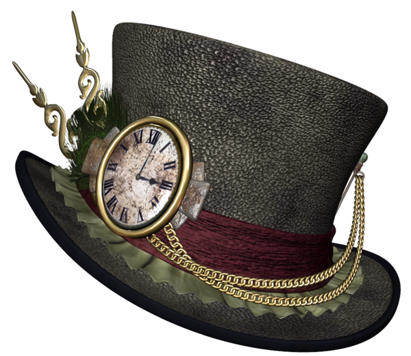 Steampunk Hat PNG Clipart Picture | Halloween and ...