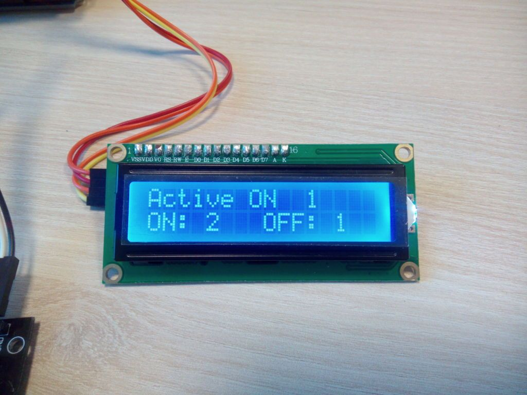 Arduino Relay Timer El Tech Comp Pinterest Electronics Wiring
