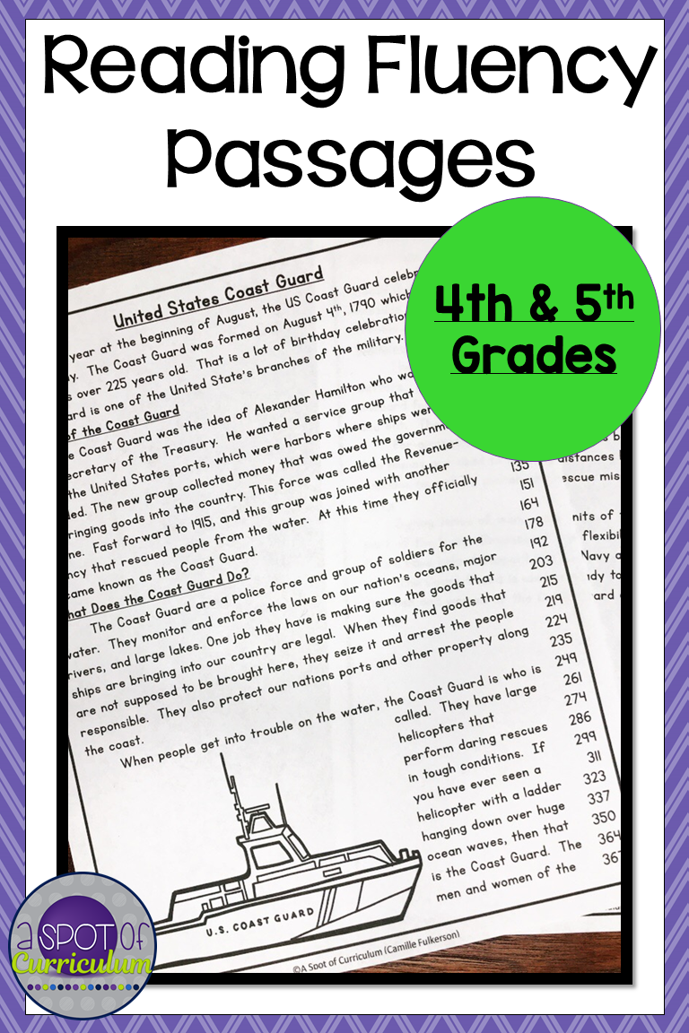 August Reading Fluency Reading Fluency Reading Fluency Passages Fluency Passages [ 1152 x 768 Pixel ]