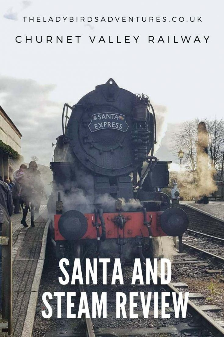 Ad Family travel, valley railway, British holidays