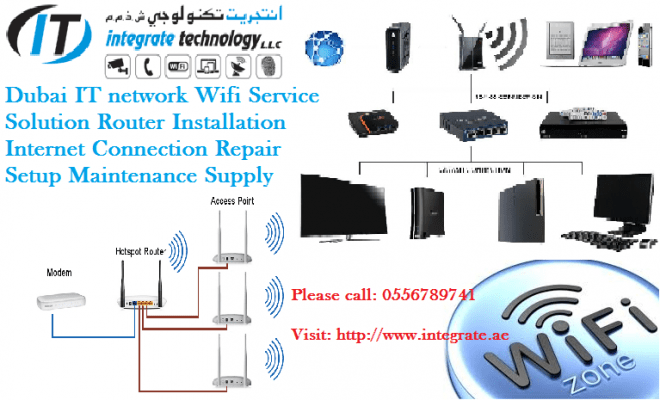 Wifi Expert Long Range Extender Technician Dubai Victory Heights Computer Service Wifi Internet Connections