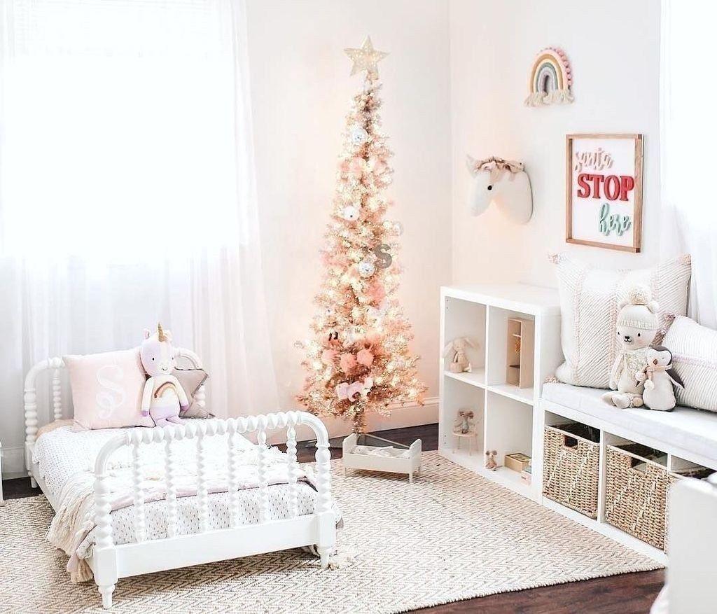43 Elegant Kids Bedroom Design Ideas For Little Girls ...