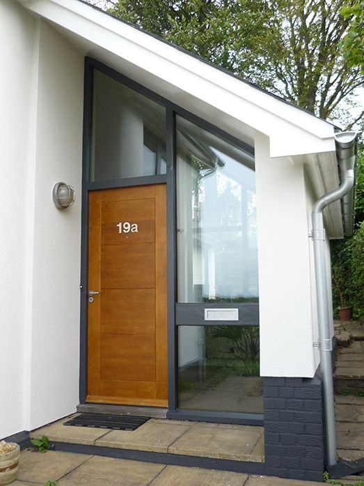 Guildford - Front Door & Guildford - Front Door | Exterior ideas | Pinterest | Front doors ...