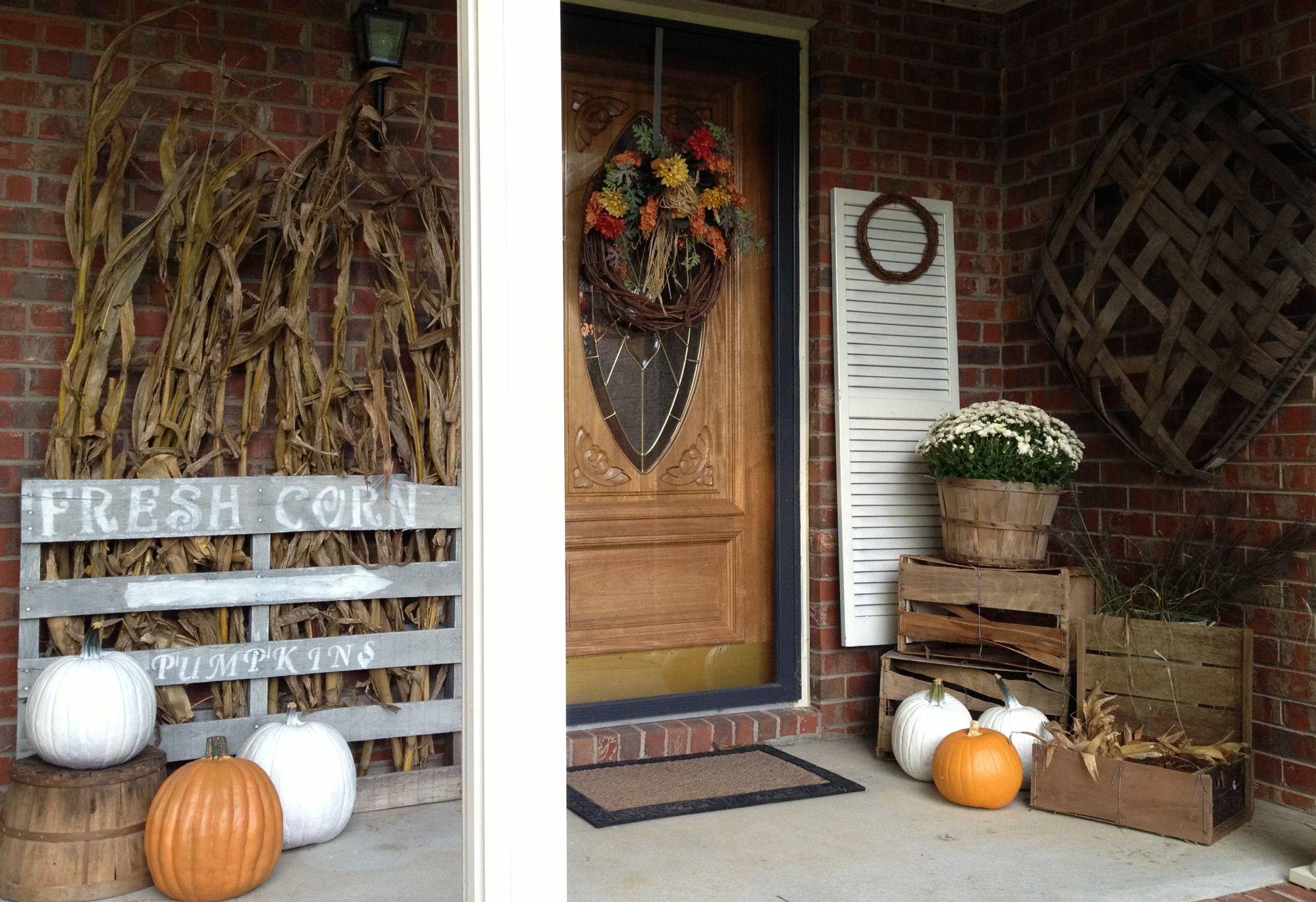 Eddys Fall Porch