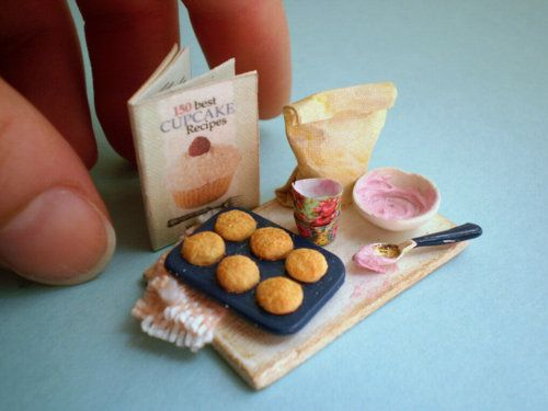 Miniature Cupcakes #Repin By:Pinterest++ for iPad#
