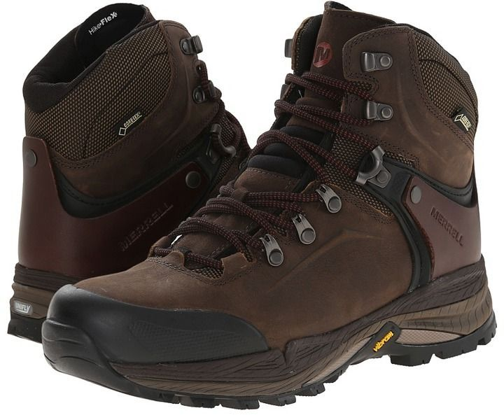 buy popular 9ccbb 7f639 Merrell Crestbound GORE-TEX Men s Hiking Boots