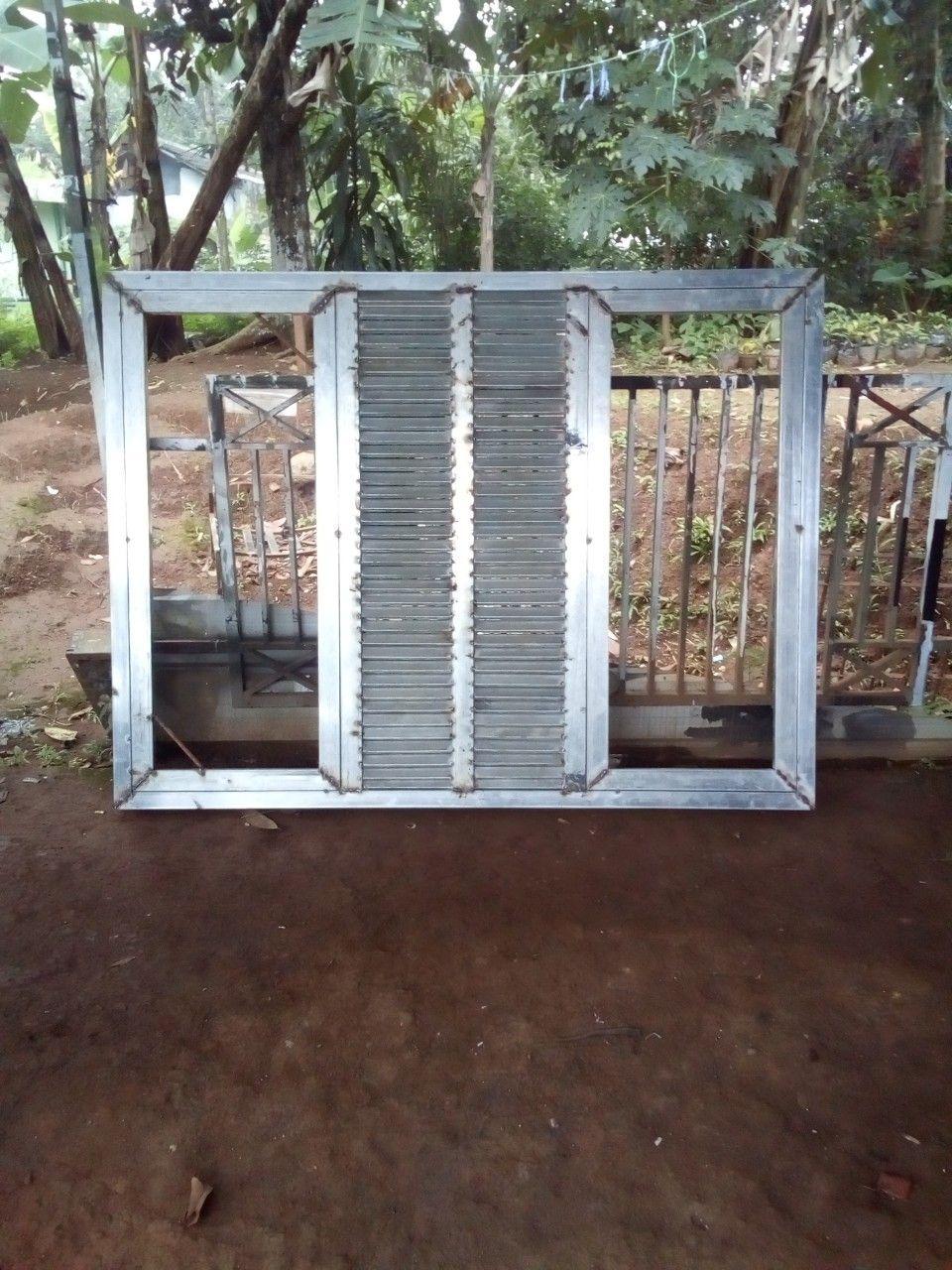 Harga Kusen Jendela Pintu Aluminium Minimalis Per Meter Ruangguruku Com