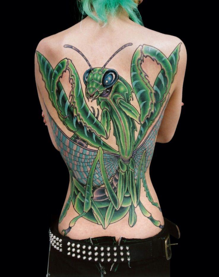 Mantis Tattoos Mantis Tattoo New School Tattoo Tattoos