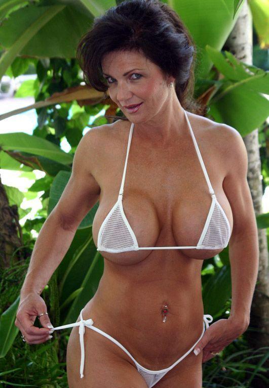 Sexy bikini milf tumblr