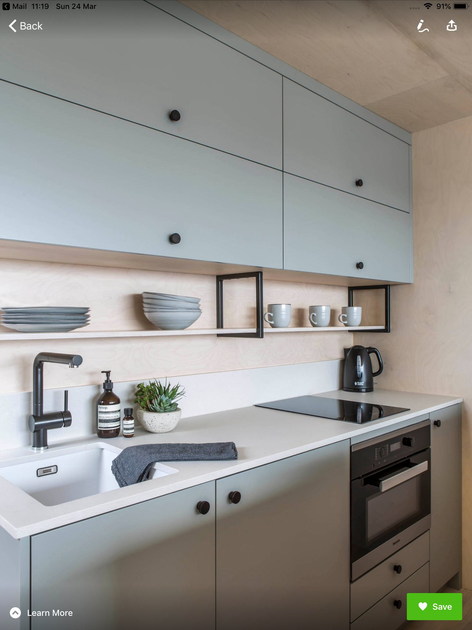 Pin by Wendy Payne on Kitchens Small space kitchen