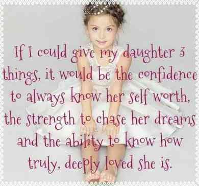 55 Best National Daughter's Day Quotes And Memes